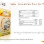 Nadira - Farina di Grano Tenero Tipo 0 R