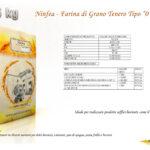 Ninfea - Farina di Grano Tenero Tipo 0 E