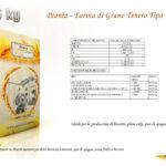 Peonia - Farina di Grano Tenero Tipo 0