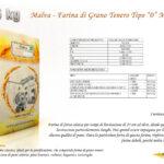 Malva - Farina di Grano Tenero Tipo 0 MM