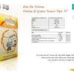 Pan De Verona - Farina di Grano Tenero Tipo 0