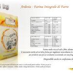 Ardesia - Farina integrale di Farro