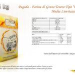 Pagoda - Farina di Grano Tenero Tipo 00 - Media Lievitazione