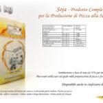 Soja - Prodotto Completo Per La Produzione Di Pizza Alla Soia